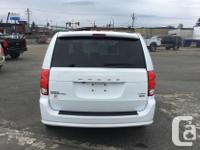 Make Dodge Model Grand Caravan Year 2018 Colour White