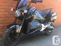 Here is the all new Evader RUSH 500 equipped with a 72