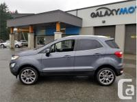 Make Ford Model Ecosport Year 2018 Colour Grey kms