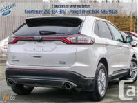 Make Ford Model Edge Year 2018 Colour White kms 14411