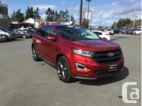 Make Ford Model Edge Year 2018 Colour Red kms 14039