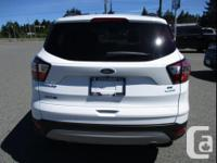 Make Ford Model Escape Year 2018 Colour Oxford White