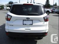 Make Ford Model Escape Year 2018 Colour White Platinum