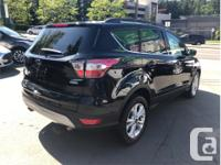 Make Ford Model Escape Year 2018 Colour Black kms