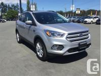 Make Ford Model Escape Year 2018 Colour Silver kms