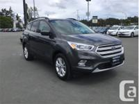 Make Ford Model Escape Year 2018 Colour Grey kms 33777