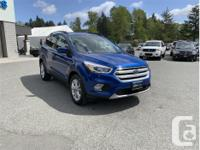 Make Ford Model Escape Year 2018 Colour Blue kms 36414