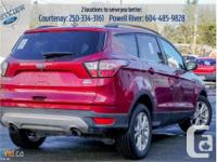Make Ford Model Escape Year 2018 Colour Red kms 25977