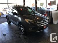 Make Ford Model Escape Year 2018 Colour Dark Grey kms
