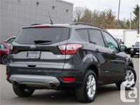 Make Ford Model Escape Year 2018 Colour Grey kms 21600