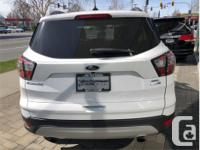 Make Ford Model Escape Year 2018 Colour White kms