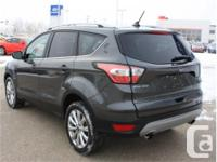 Make Ford Model Escape Year 2018 Colour Dark Grey kms