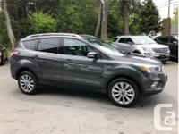 Make Ford Model Escape Year 2018 Colour Grey kms 11000