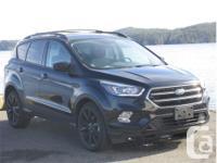 Make Ford Model Escape Year 2018 Colour Black kms