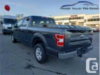 Make Ford Model F-150 Year 2018 Colour Grey kms 18601