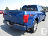 Make Ford Model F-150 Year 2018 Colour Lightning Blue