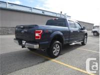 Make Ford Model F-150 Year 2018 Colour Blue kms 40415