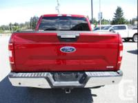 Make Ford Model F-150 Year 2018 Colour Ruby Red