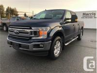 Make Ford Model F-150 Year 2018 Colour Blue Jeans