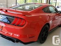 Make Ford Model Mustang Year 2018 Colour Red kms 10941