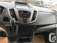 Make Ford Model Transit Van Year 2018 Colour White kms