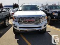 Make GMC Model Canyon Year 2018 Colour Summit White