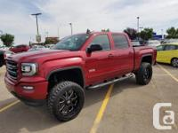 Make GMC Year 2018 Colour Red Quartz Tintcoat Trans