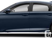 Make Honda Model Accord Year 2018 Colour Blue kms 25