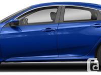 Make Honda Model Civic Year 2018 Colour Blue kms 25