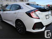 Make Honda Model Civic Year 2018 Colour White kms 1123