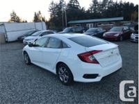 Make Honda Model Civic Sedan Year 2018 Colour White