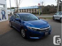 Make Honda Model Civic Sedan Year 2018 Colour Blue kms