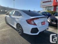 Make Honda Model Civic Sedan Year 2018 Colour White