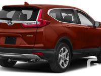 Make Honda Model CR-V Year 2018 Colour Red kms 25