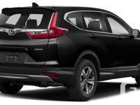 Make Honda Model CR-V Year 2018 Colour Black kms 25