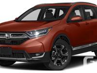 Make Honda Model CR-V Year 2018 Colour Red kms 5 Price: