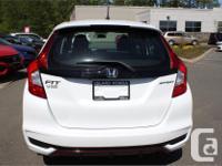 Make Honda Model Fit Year 2018 Colour White kms 1850