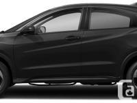 Make Honda Model Hr-V Year 2018 Colour Black kms 25