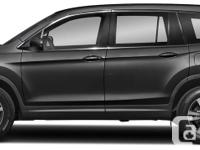Make Honda Model Pilot Year 2018 Colour Grey kms 25