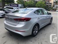 Make Hyundai Model Elantra Year 2018 Colour Silver kms