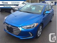 Make Hyundai Model Elantra Year 2018 Colour Marina Blue
