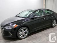 Make Hyundai Model Elantra Year 2018 Colour Black