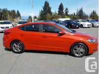 Make Hyundai Model Elantra Year 2018 Colour Orange kms