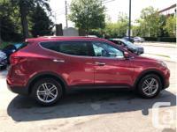 Make Hyundai Model Santa Fe Year 2018 Colour Red kms