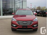 Make Hyundai Model Santa Fe Sport Year 2018 Colour Red