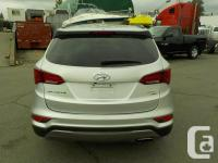Make Hyundai Model Santa Fe Year 2018 Colour Silver