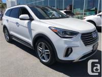 Make Hyundai Model Santa Fe XL Year 2018 Colour White