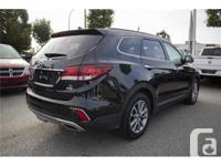 Make Hyundai Model Santa Fe XL Year 2018 kms 30611