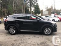 Make Hyundai Model Tucson Year 2018 Colour Black kms
