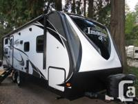 GRAND DESIGN IMAGINE Travel Trailer: Light weight -